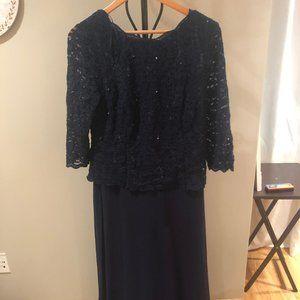 Modest Evening Dress